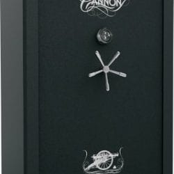Cannon 1965 Series 48-Gun Safe - Black