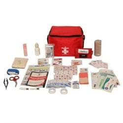 Think Safe Inc Basic Hiking And Outdoor First Aid Kit - Basic Hiking & Outdoor First Aid Kit