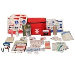 Think Safe Inc Deluxe Hiking And Outdoor First Aid Kit - Deluxe Hiking & Outdoor First Aid Kit