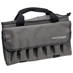 RangeMaxx Tactical Pistol Case - Gray/Black