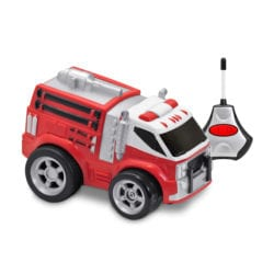 Kid Galaxy Soft, Safe and Squeezable Remote Control Fire Truck
