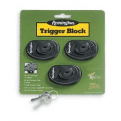 Remington Trigger BLock Gun Locks - 3 pk
