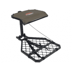 Millennium M60U Ultralite Hang-On Tree Stand Includes Safe-Link 35' Safety Line