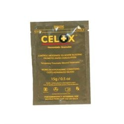 Think Safe Inc Celox Blood Clotting Solution