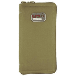 G-Outdoors Large Pistol Sleeve with Locking Zipper - Tan