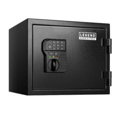 Legend Range & Field Personal Fireproof Safe, Small