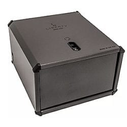 Liberty Safe HDX-350 Smart Vault Biometric Handgun Safe - Gray